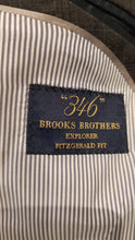 Brooks Brothers Men's Gray Plaid Wool Suit 40R Pants 34X27 $798 - SUIT CHARITY OUTLET