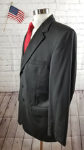Jos A. Bank Gray Solid Wool Suit Jacket 42R $538