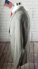 Jos A. Bank Gray Solid Suit Jacket 40R $598 - SUIT CHARITY OUTLET