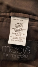 Ralph Lauren Brown Plaid Suit Jacket 46L $495 - SUIT CHARITY OUTLET