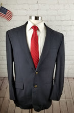 Jos A Bank Navy Blue Solid Suit Jacket 40R $595