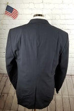 Jos A Bank Navy Blue Solid Suit Jacket 40R $595 - SUIT CHARITY OUTLET