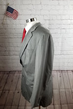 Jos A Bank Gray Textured Wool Suit 42L Pants 36X32 $348 - SUIT CHARITY OUTLET