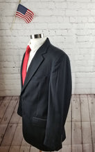 Jos A Bank Navy Blue Wool Suit Jacket 40R $595 - SUIT CHARITY OUTLET