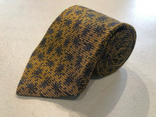 Hickey Freeman Men's Yellow Floral Pattern SILK Neck Tie $178 - SUIT CHARITY OUTLET