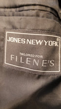Jones New York Gray Check Wool Suit 42R Pants 38X30 $478 - SUIT CHARITY OUTLET