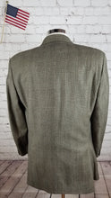Ralph Lauren Men's Brown Plaid Suit 40 Waist 33 Inseam 29 $795 - SUIT CHARITY OUTLET