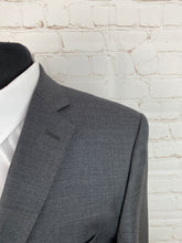 Calvin Klein Men's Solid Gray Wool Blazer $495 - SUIT CHARITY OUTLET