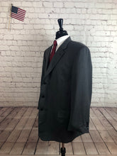 Jos. A. Bank Men's Gray Herringbone Wool Blazer Sport Coat Suit Jacket 50L $595 - SUIT CHARITY OUTLET