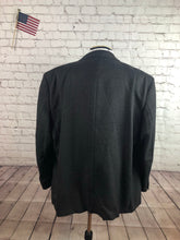 Pronto Uomo Men's Brown Wool Big & Tall Blazer 52R - SUIT CHARITY OUTLET