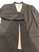 Axcess Men's Gray WOOL Blazer 40R - SUIT CHARITY OUTLET