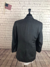 Jos. A. Bank Men's Gray Herringbone Wool Blazer Sport Coat Suit Jacket 40R $495 - SUIT CHARITY OUTLET