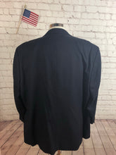 Botany 500 Men's Navy WOOL Blazer Sport Coat Suit Jacket 58L $695 - SUIT CHARITY OUTLET