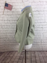 Talbots Women's Green 3 Button Skirt Suit Size 6 Waist 27 $328