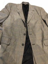Jos. A. Bank Men's Gray Silk Blend Blazer Sport Coat Suit Jacket Size 42R $535 - SUIT CHARITY OUTLET