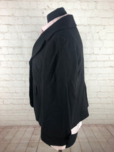 Ann Taylor Black Solid Woman's Blazer $225 - SUIT CHARITY OUTLET