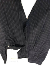 Lauren Ralph Lauren Men's Navy Stripe Wool Suit 46R Pants 42X31 $695