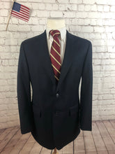Lauren Ralph Lauren Men's Navy WOOL Blazer Sport Coat Suit Jacket Size 40R $495 - SUIT CHARITY OUTLET