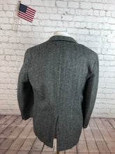 Brooks Brothers Men's Gray Herringbone Blazer Sport Coat Suit Jacket 44R $495 - SUIT CHARITY OUTLET