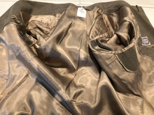 Custom Made Men's Brown Suit Size 46R Waist 37 Inseam 31 $295 - SUIT CHARITY OUTLET