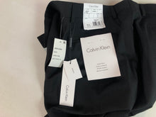 NEW NWT Calvin Klein Men's Black Flat Front Dress Pants 31X34 - SUIT CHARITY OUTLET