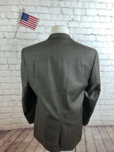 Chaps Men's Brown WOOL Suit Size 42R Waist 36 Inseam 30 $395 - SUIT CHARITY OUTLET
