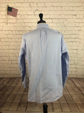 Brooks Brothers Men's Blue Cotton Dress Shirt 16.5 - 34 - SUIT CHARITY OUTLET