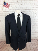 Brooks Brothers Men's Navy WOOL Suit 46R Pants 40x30 $695 - SUIT CHARITY OUTLET