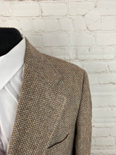 Southwick Men's Brown Textured Blazer 44L $495 - SUIT CHARITY OUTLET