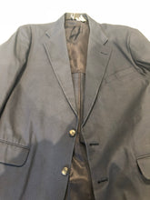 L.L. Bean Men's Gray Blazer COTTON Sport Coat Suit Jacket Size 44L $325 - SUIT CHARITY OUTLET