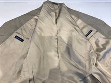 Jones New York Men's Beige Stripe Blazer 42R - SUIT CHARITY OUTLET