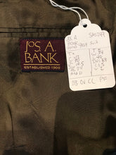 Jos. A. Bank Men's Gray Wool Suit 42R 34X29 - SUIT CHARITY OUTLET
