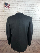 Brooks Brothers Men's Gray Herringbone Blazer Sport Coat Suit Jacket 42R $495 - SUIT CHARITY OUTLET