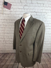 Lauren Ralph Lauren Men's Beige WOOL Suit 44R 35X28 - SUIT CHARITY OUTLET