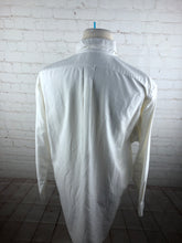 Ralph Lauren White Solid Dress Shirt 16.5 32/33 $98 - SUIT CHARITY OUTLET