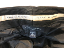 Banana Republic Women's Black Stretch Wool Dress Pants 6 - SUIT CHARITY OUTLET