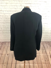 Kenneth Cole Men's Navy 3 Button Suit Size 42R 32x31 $595 - SUIT CHARITY OUTLET