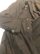 Lauren Ralph Lauren Men's Black Polyester Trench Coat Jacket Size 42L $325 - SUIT CHARITY OUTLET