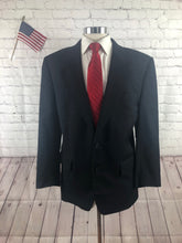 Jos. A. Bank Men's Dark Gray Wool Suit 42R 34X26 - SUIT CHARITY OUTLET