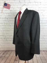 Jos. A. Bank Men's Gray Textured Wool Suit 48R Pants 40X28 $795 - SUIT CHARITY OUTLET