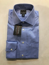 NEW NWT Jos. A. Bank Men's Blue Cotton Dress Shirt 15 - 32 - SUIT CHARITY OUTLET