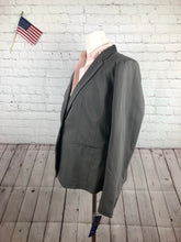 NEW NWT Apt. 9 Women's Gray Cotton Blazer Sport Coat Suit Jacket 16 - SUIT CHARITY OUTLET