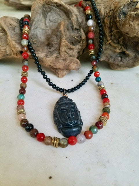 Great Buddha Necklace
