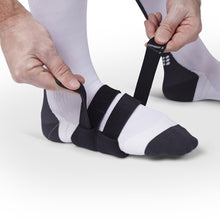 Load image into Gallery viewer, Restiffic Relief compression foot wrap with customizable Flexor-T massage pad