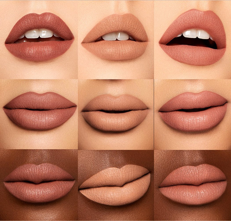 Nudie Liquid Lipstick Full Collection