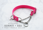 "1"" Waterproof Martingale Collar"