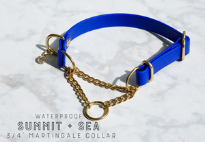 "3/4"" Waterproof Martingale Collar"