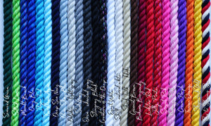 High Tide Cotton Rope Colors