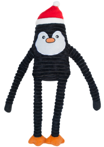 Penguin Large - Zippy Paws Holiday Crinkle Toy