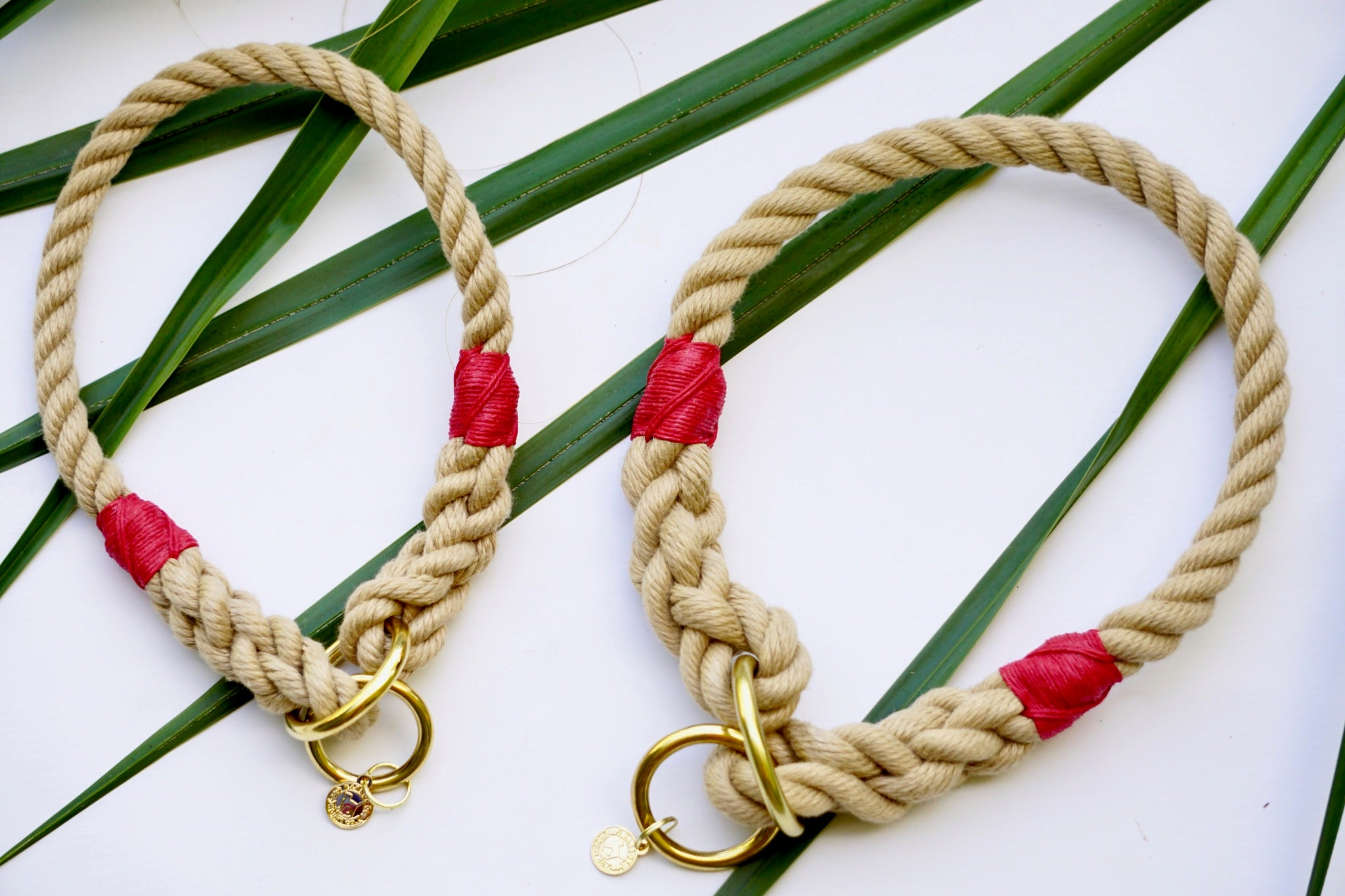 The Nantucket Rope Collar